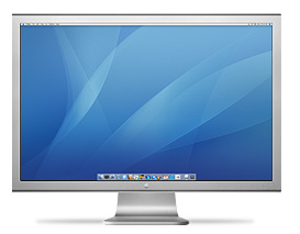 GTD with a large Monitor