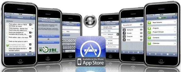 Nozbe iPhone App