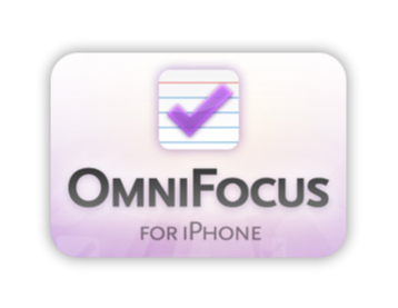 OmniFoucs GTD iPhone