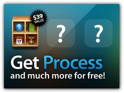 Process free at MacHeist