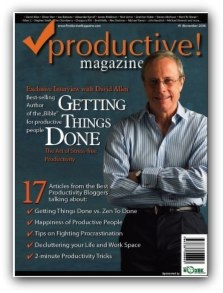 Productivity Magazine