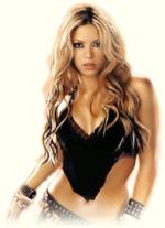 Shakira at GTD